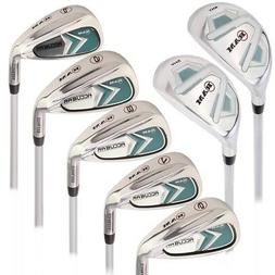 Ram Golf Accubar Ladies Right Hand Petite Graphite Iron Set