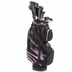 COBRA Golf Women's F-Max Airspeed Complete Package Set NEW 2