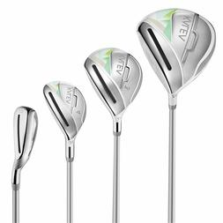 TaylorMade Kalea UL 10-Piece Ladies Set Right Hand NEW 10962