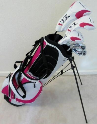 deluxe set driver wood hybrid