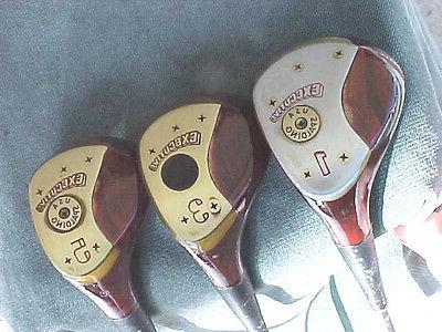 Spalding Executive Golf Clubs Lady Driver 3 5 New Grips