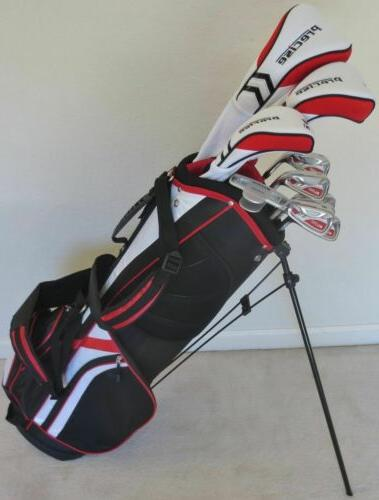 ladies complete golf club set right handed