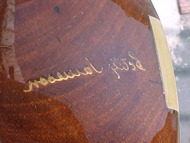 PERSIMMON Spalding Refinished Lady Golf Clubs Driver 2 3