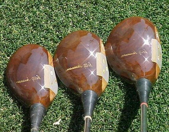 persimmon betty jameson refinished lady woods set