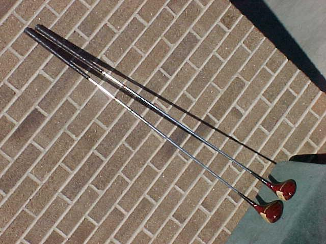 Solid Mary Set Golf Clubs Driver & 3
