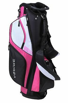 Aspire XD1 Ladies Right Hand Golf Package Set -