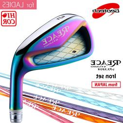 for LADIES 2019 Geotech Golf Japan REACE STUDIO CNC Irons #7
