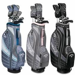 NEW Callaway Solaire - 8 Piece Ladies Golf Package Set - Cho