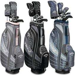 Callaway Solaire 8 Piece Womens Golf Package Set - 2018 Pick