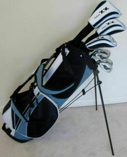Petite Ladies Right Handed Golf Set Driver Wood Hybrid Combo