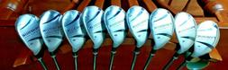 PINHAWK SLH SINGLE LENGTH HYBRID SET, CHOOSE GRAPHITE FLEX,