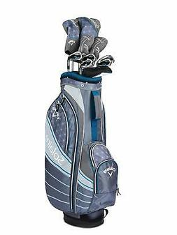 Callaway Solaire 2018 Complete Set  Golf NEW